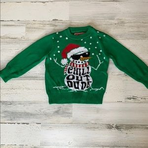 🌵Chill Out Dude Holiday Sweater